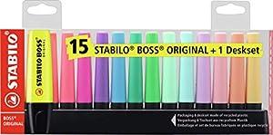 Marcador STABILO BOSS Original -