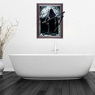 HQ's perfect store Schön ? 3D-Badezimmer-Badezimmersticker Art Deco, Creative Home Decor, Größe: 69,7 x 58 x 0,3 cm Einzigartig