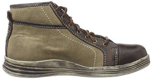 Stockerpoint Sneaker 1295, Herren Hohe Sneakers, Braun (Braun Vintage), 46 EU - 6