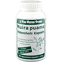 MUIRA PUAMA 500 mg Extrakt Kapseln 200 St Kapseln preisvergleich bei billige-tabletten.eu