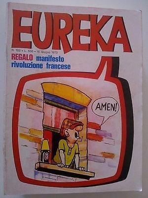 Eureka n.102 1973 (Andy Capp/Colt) Ed.Corno FU05