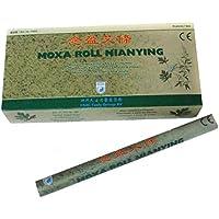 10 Moxa Zigarren Rolls NIANYING MITTELSTARK, versetzt mit vielen Heilkräutern, sehr gute Qualität preisvergleich bei billige-tabletten.eu
