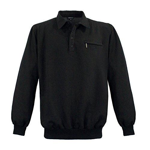 LV 705 Black Lavecchia Herrenübergröße Sweatshirt in Gr. 3-7 XL (7XL)