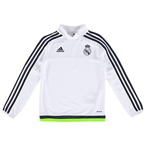 Adidas Sweatshirt Blanc Garçon Blanc Real TRG Top Y S88967