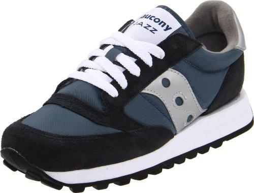 Saucony Jazz Original S1044-2, Zapatillas de Deporte para Mujer, Azul
