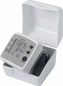 AEG BMG 4922 Blood Pressure Gauge White