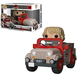Funko POP! Jurassic Park: Ellie Sattler