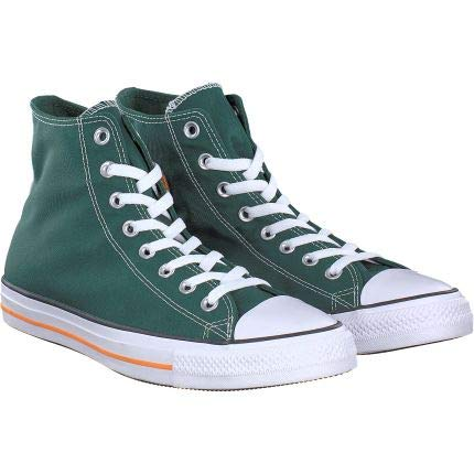 Converse Sneaker All Star - HI grün 41½ (Converse All Star Hi High Top)