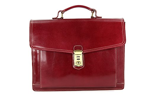 Belli , sac à main femme Bordeaux