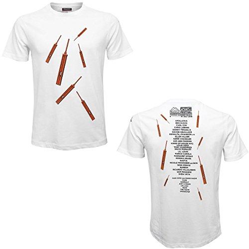 T-Shirt - Tee Man Kff16 White