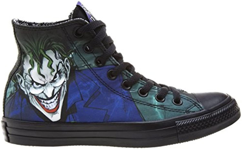 Converse Unisex Sneakers JOKER DC Comics Gr. 39 Chuck Taylor CT All Star High Top Textil *** 150864C ***