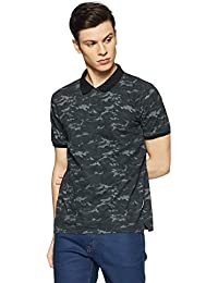 Breakbounce Men's Printed Regular Fit T-Shirt