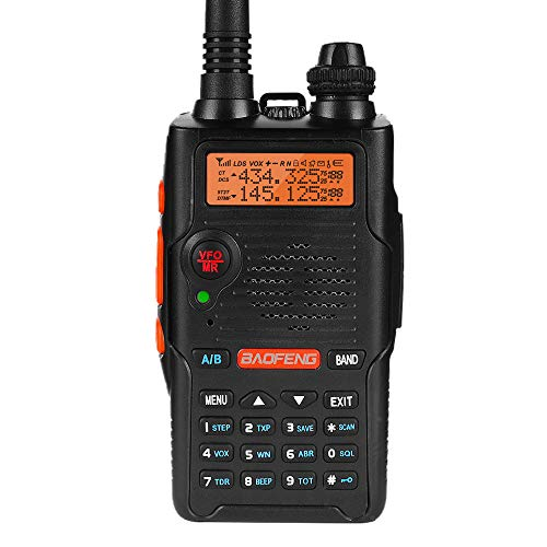 Baofeng UV-5R EX Ricetrasmittente professionale VHF/UHF Walkie Talkie