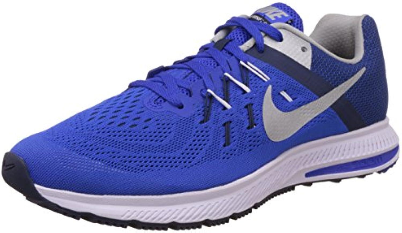 Nike Zoom Winflo 2 - Zapatillas de Running Unisex, Multicolor