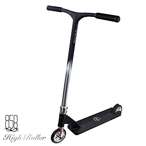 Ride 858High Roller (Argenté/noir mat)