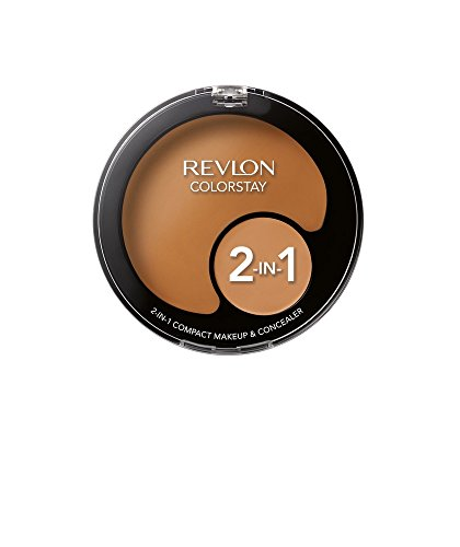 Revlon Fondotinta/correttore Color Stay 2 in 1 n° 400 caramello - 11 g/1,3 g
