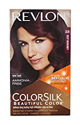 Revlon Colorsilk Hair Color With 3D Color Technology 3Db (Deep Burgundy)