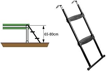 Exit Trampolin Leiter für Rahmenhöhe von 70-80 cm