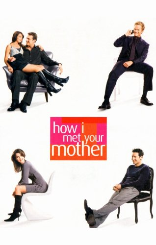 Click for larger image of How I Met Your Mother 11x17 Inch (28 x 44 cm) Movie Poster