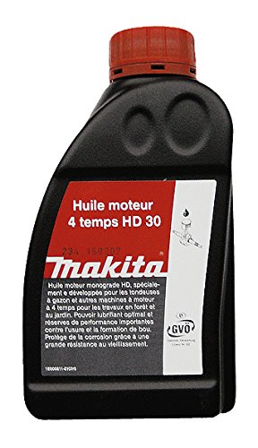Makita Motoroel 4-Takt HD30, 600 ml, 980508620