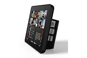 Raspberry Pi LCD Touchscreen Case [black]