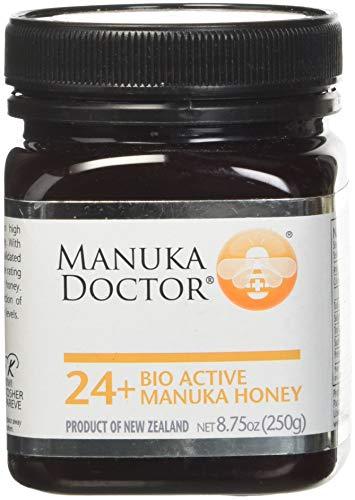 Manuka Doctor, Miel de Manuka Bio Actif 24+, 8,75 oz (250 g)