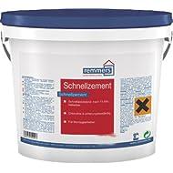 Fix Schnellzement REMMERS SCHNELLZ EMENT 5 KG 283405