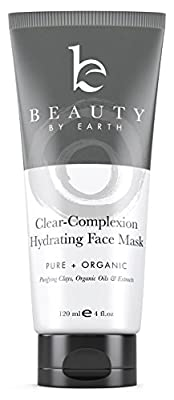 Clear Complexion Hydrating Facial Mask 120ml