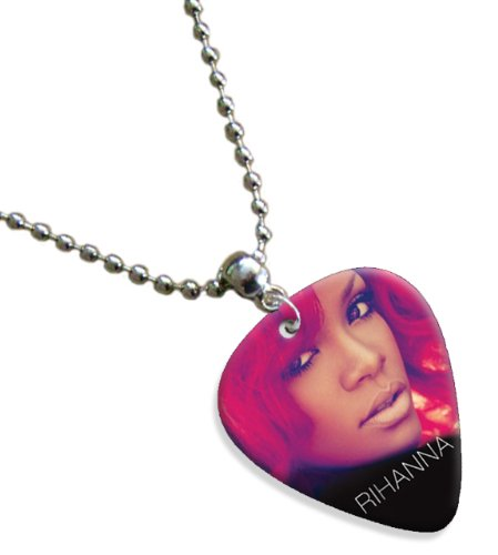 Rihanna Premium Gitarre Plektrum Kette