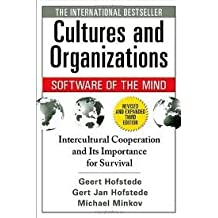 Cultures and Organizations 3th (third) edition