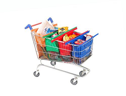 Bolsas reutilizables para carros de la compra, Vibe, Original