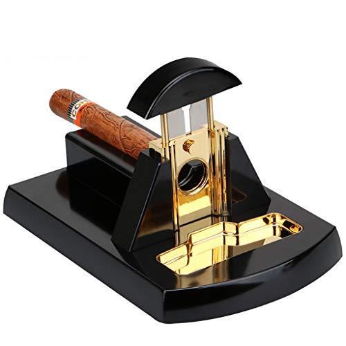 WMM- Cigar cutter Cigar Cutter Luxury Table Top Cigar Guillotine Zigarrenmesser für die meisten...