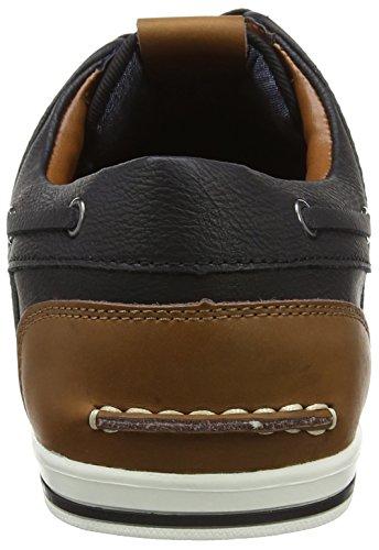 Aldo Herren Greeney-r Low-Top Schwarz (97 Black Leather)