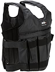 Yosoo 44lb/20kg Weighted Vest Workout peso chaqueta ejercicio boxeo Fitness Training, 50KG