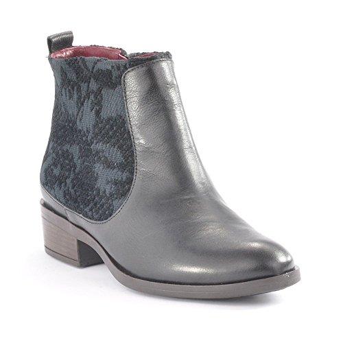 Desigual Damen Black Sheep Boho Chelsea Boots Schwarz (Negro 2000)