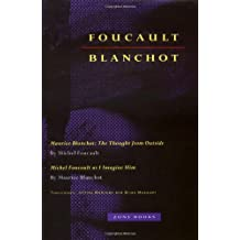 Maurice Blanchot: The Thought from Outside (Mit Press)