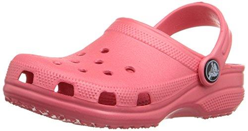 crocs Kinderschuhe - Clogs Classic Kids - Coral, Größe:22-24 EU - 23 Einheiten