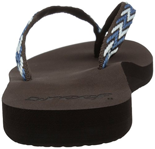 Reef - Ginger Drift, Flip-flop Donna Blu (Blue Multi)