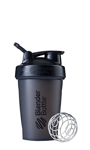 BlenderBottle Classic Loop Shaker | Eiweiß Shaker | Diät Shaker | Protein Shaker mit Blenderball