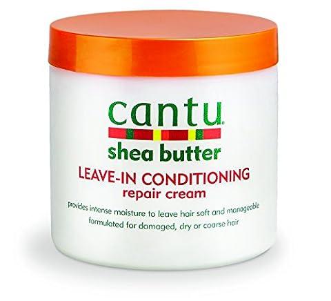 Cantu Shea Butter Leave in Conditioning Repair Cream 453