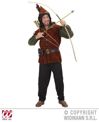 Costume Robin Hood uomo adulto Tg.M 73942