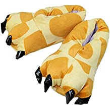 Pantofole Zampe per Kigurumi Pigiami Animali Tuta Costume Carnevale Halloween Festa Cosplay Unisex