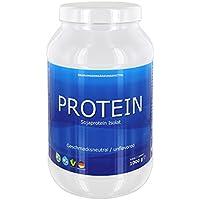 Soja Protein Isolat 1 kg neutral Made in Germany VEGAN noGMO Glutenfrei lactosefrei