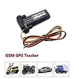 ZREAL Auto Fahrzeug Motorrad GSM GPS Tracking Locator globale Echtzeit-Tracking-Gerät