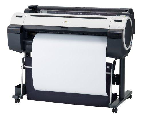 Canon imagePROGRAF iPF750 - Großformatdrucker (10 - 80%, 1304 x 870 x 1062 mm, AC 100-240V (50/60Hz), ± 0.1%, Ethernet, USB, GARO, HP-GL/2)