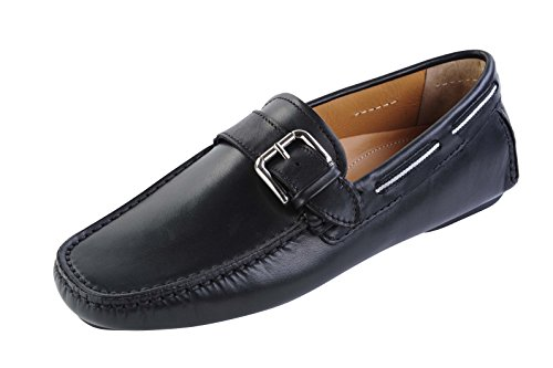 bally-switzerland-shoes-men-driver-moccasins-smooth-leather-38-low-top-black