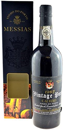 Rarität: Port Messias Vintage (Jahrgang) 1967-0,75l inkl. Geschenkpackung - Portwein