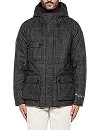 Woolrich Herren WOCPS2691LP06763 Grau Polyester Jacke