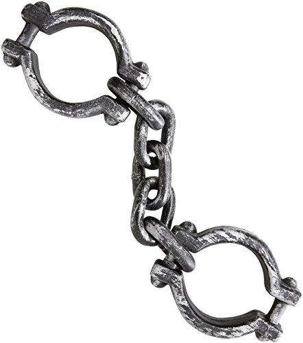 Unbekannt Aptafêtes-ac2125-Handschellen bagnard realistisch