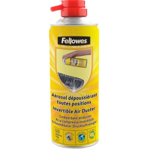 Fellowes 9974905 - FELLOWES HFC FREE AIR DUSTER - Duster Cleaner Air